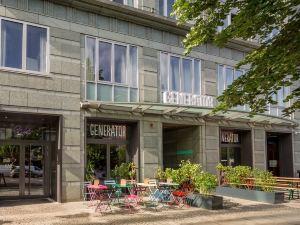 제너레이터 호스텔 베를린 미테 (Generator Hostel Mitte Berlin)