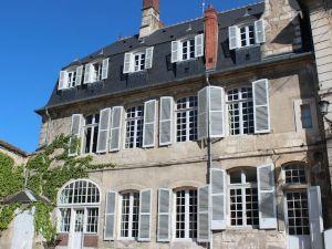Hôtel de Panette, appartements privés