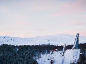 Pingvinhotellet UNN Tromsø