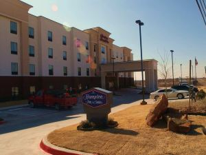 Hampton Inn and Suites Big Spring, TX