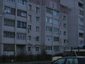 Apartment on Yaroslavskaya