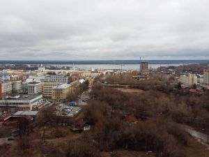 Apartment in Cheboksary city center