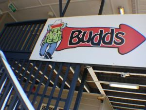 Budds in Surfers Backpackers