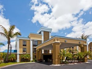 Holiday Inn Express Vero Beach West (i 95)