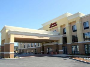 Hampton Inn and Suites Arcata, CA