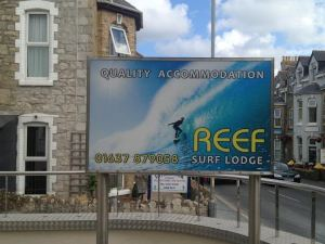 Reef Surf Lodge