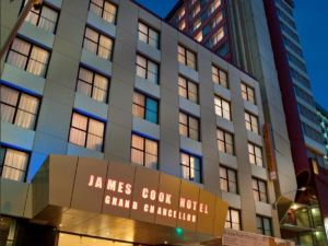 제임스 쿡 그랜드 챈슬러 호텔 (James Cook Hotel Grand Chancellor Wellington)