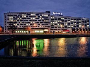 래디슨 블루 다우가바 호텔 리가 (Radisson Blu Daugava Hotel, Riga)