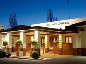하얏트 호텔 캔버라 - 어 파크 하얏트 호텔 (Hyatt Hotel Canberra - A Park Hyatt Hotel)