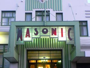 Art Deco Masonic Hotel