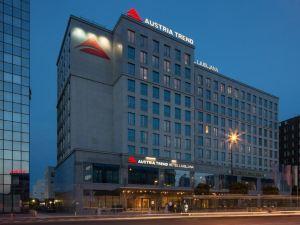 오스트리아 트랜드 호텔 루블랴나 (Austria Trend Hotel Ljubljana)