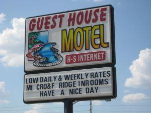 게스트하우스 모텔 채누트 (Guest House Motel Chanute)