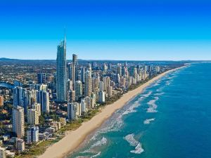 Paradise Centre Apartments Gold Coast