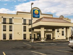 이코노 로지 (Econo Lodge Akron S. Arlington Rd.)