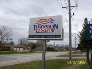 Townsman Motel Independence