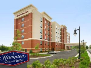 햄프턴 인 & 스위트 게이더스버그(Hampton Inn & Suites Washington DC North/Gaithersburg)