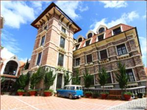 사파이어 달랏 호텔 (Saphir Dalat Hotel)