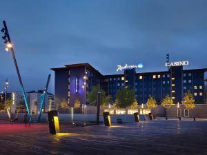 래디슨 블루 림피요르드 호텔 알보그 (Radisson Blu Limfjord Hotel Aalborg)