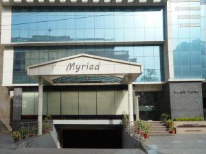 Hotel Myriad Lucknow