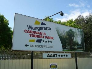Wangaratta Caravan and Tourist Park Cabins