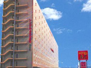 호텔 AZ 야마구치 이와쿠니 (Hotel AZ Yamaguchi Iwakuni)