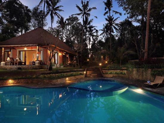 巴厘岛布努特花园豪华私人别墅
