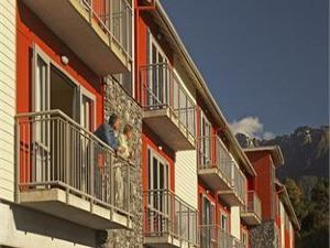 이스틴션 폭스 글레시어 호텔 (Distinction Fox Glacier Hotel)