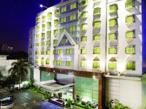 오차드 자이카르타 호텔 (Orchardz Jayakarta Hotel)