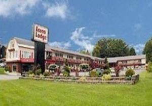 이코노 로지(Econo Lodge Glens Falls)