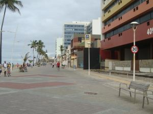 Flat na Praia do Farol da Barra