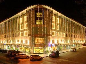 피달고 호텔 (Fidalgo Hotel)