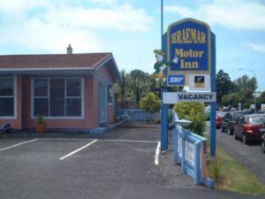 브래마르 모터 인 (Braemar Motor Inn)
