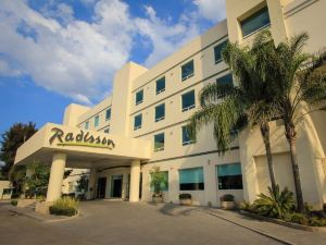 래디슨 폴리포룸 플라자 호텔 레온 (Radisson Poliforum Plaza Hotel Leon)