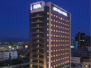 APA 빌라 호텔 토야마-에키매 (APA Villa Hotel Toyama-Ekimae)