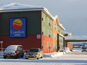 Comfort Inn Ship Creek Anchorage