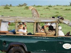 Mara Intrepids Tented Camp Hotel