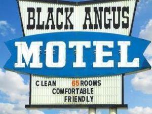 블랙 앵거스 모텔 포토 (Black Angus Motel Poteau)