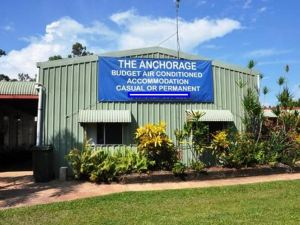 Anchorage Weipa
