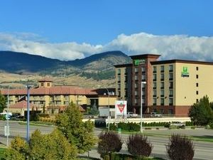 홀리데이 인 익스프레스 킬로나 (Holiday Inn Express Kelowna Conference Centre)