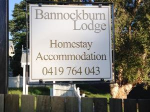 Bannockburn Lodge