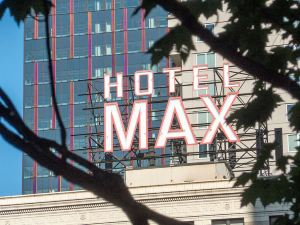 호텔 맥스 (Hotel Max, a Provenance Hotel Seattle)