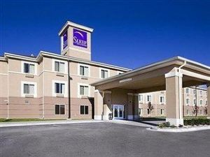 슬립 인 앤 스위트 (Sleep Inn & Suites Idaho Falls)