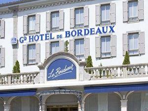 베스트 웨스턴 그랑 오텔 드 보르도(BEST WESTERN Grand Hotel De Bordeaux)