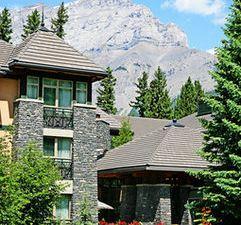 델타 밴프 로열 커네이디언 로지 (Delta Banff Royal Canadian Lodge)