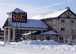 그레이 울프 인 & 스위트(Gray Wolf Inn & Suites West Yellowstone)