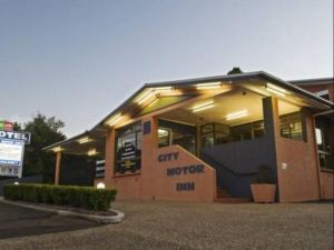 City Motor Inn Toowoomba