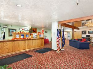 Juneau Airport Travelodge Hotel