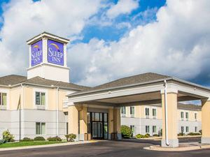슬립 인 앤 스위트 (Sleep Inn & Suites Wisconsin Rapids)