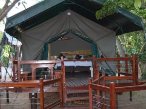 Monzi Safaris Luxury Tented Camps