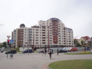 Apartment Porokhovaya